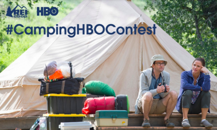 REI To Hold Instagram Contest Around HBO's Camping Series