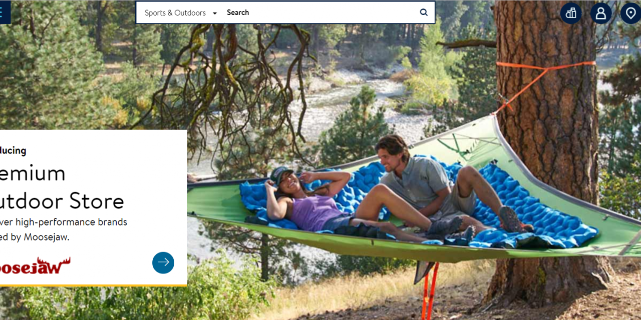 Moosejaw Brings Premium Outdoor To Walmart.com