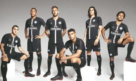 Fashion Meets Soccer … Paris Saint-Germain x Jordan Brand Collaboration