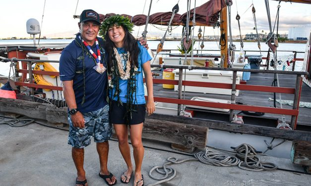 Protect Our Island Earth … OluKai x Polynesian Voyaging Society