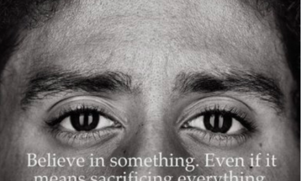 Colin Kaepernick Featured In Nike's 'Just Do It' 30th Anniversary Ad