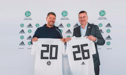 Adidas Continues As Sponsor Of German Football Association