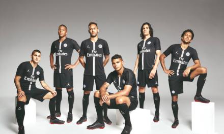 Jordan Brand Partners With Paris Saint-Germain