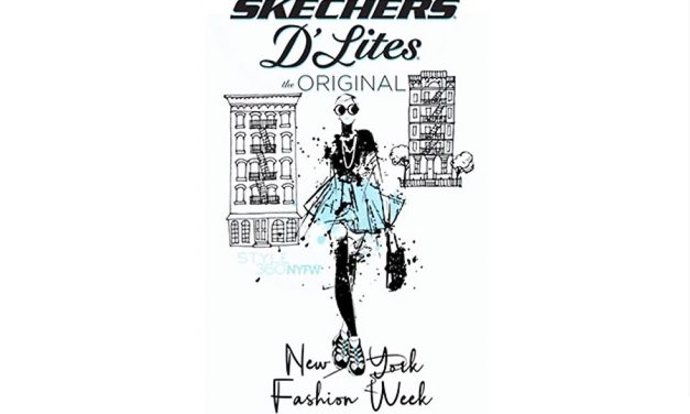 Skechers x NY Fashion Week … The Gap Between Fashion And Athletic Continues To Narrow