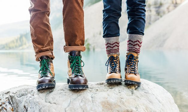 United By Blue x Danner … American Made Bison Collection