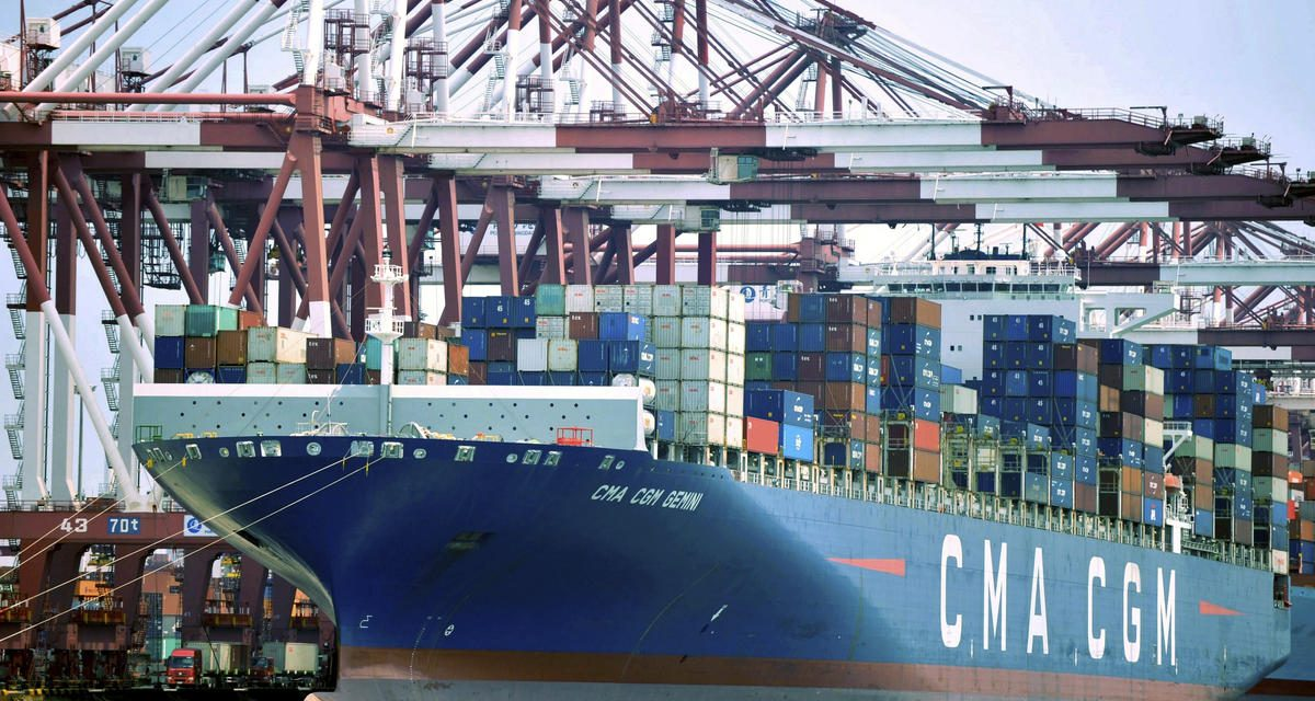 Retail Imports Level Off After Rush To Beat Tariffs