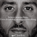 Wall Street Sees Nike Boost From Colin Kaepernick Ad