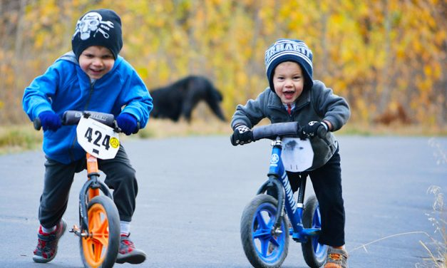Strider Bikes … Training Wheels Don't Work. Balance Bikes Teach Kids How To Ride