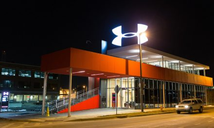 Under Armour Partners To Turn Vacant Lots Into Playgrounds