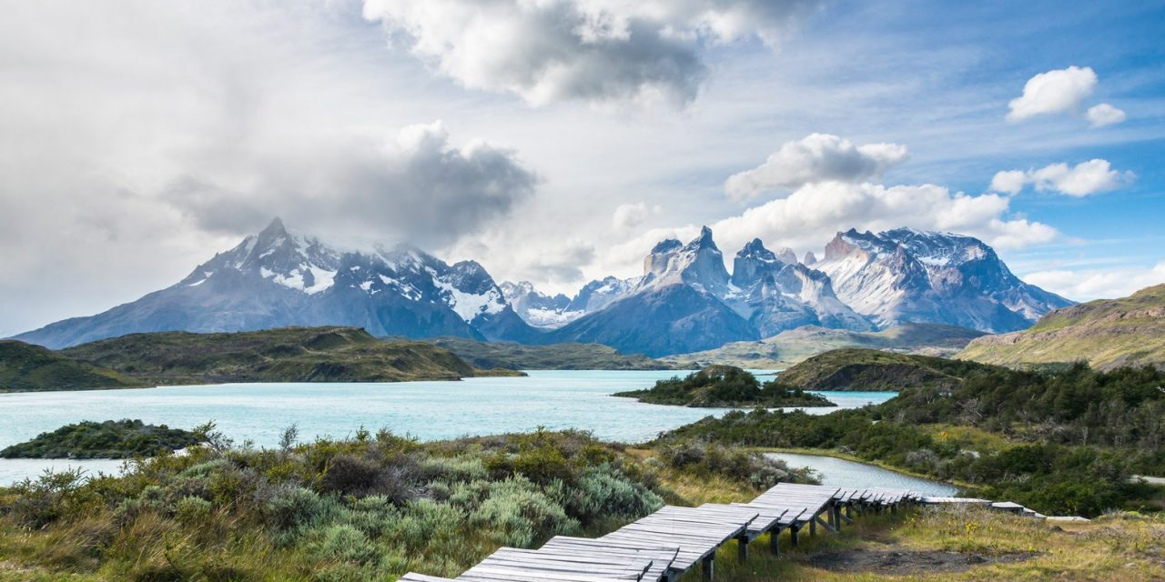 One Of The World's Longest Hiking Trails Just Opened In Chile