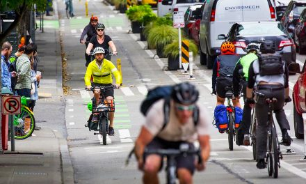 Commuting By Bike In Seattle Hits A 10-Year Low