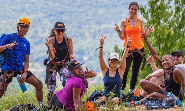 Escape With The Outbound Collective's 2019 Pursuit Series