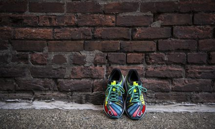It's All In The Graphics … Brooks NYC Pop Art Ghost 11