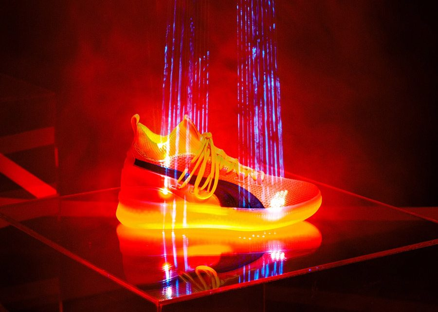 Retail … Puma Clyde Court Disrupt Basketball Sneaker Debuts October 11