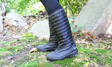 Feel the OO … Oofos Drops A Women's Winter Boot & Bootie