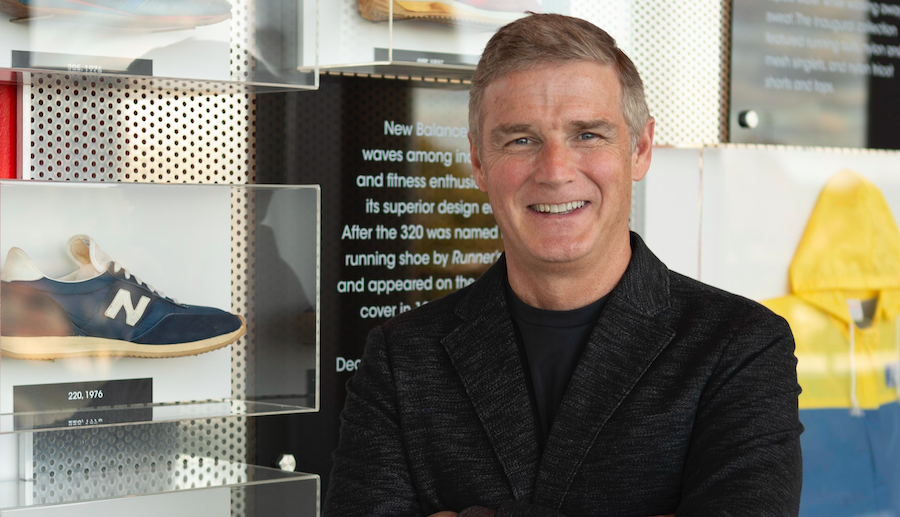 New Balance To Appoint Joe Preston CEO