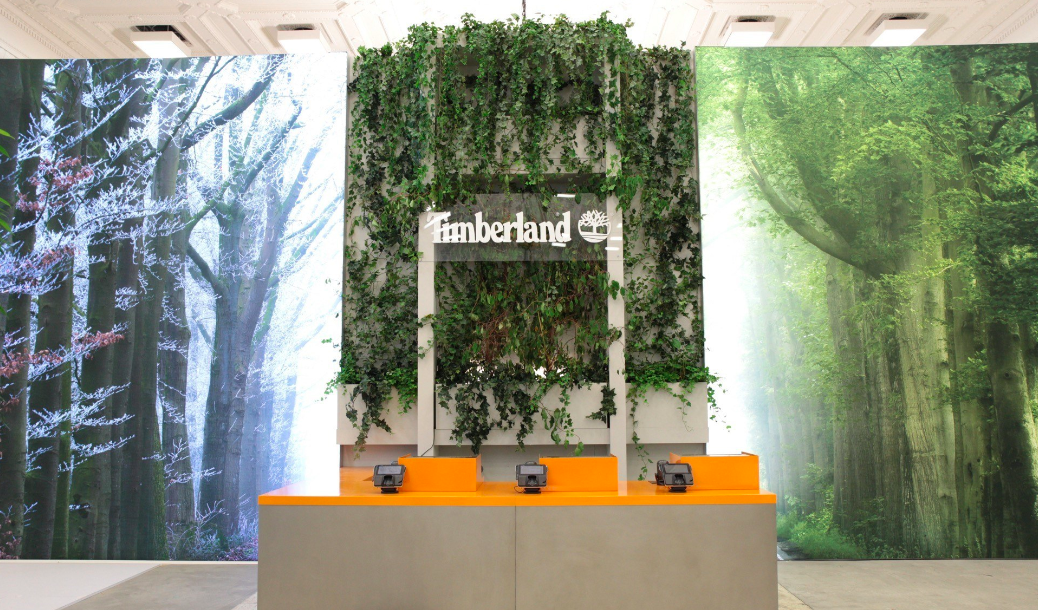 Timberland Opens Experiential Pop-Up In NYC