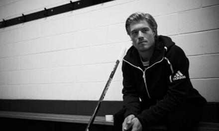 Adidas Signs 2017-18 NHL All-Star MVP Brock Boeser