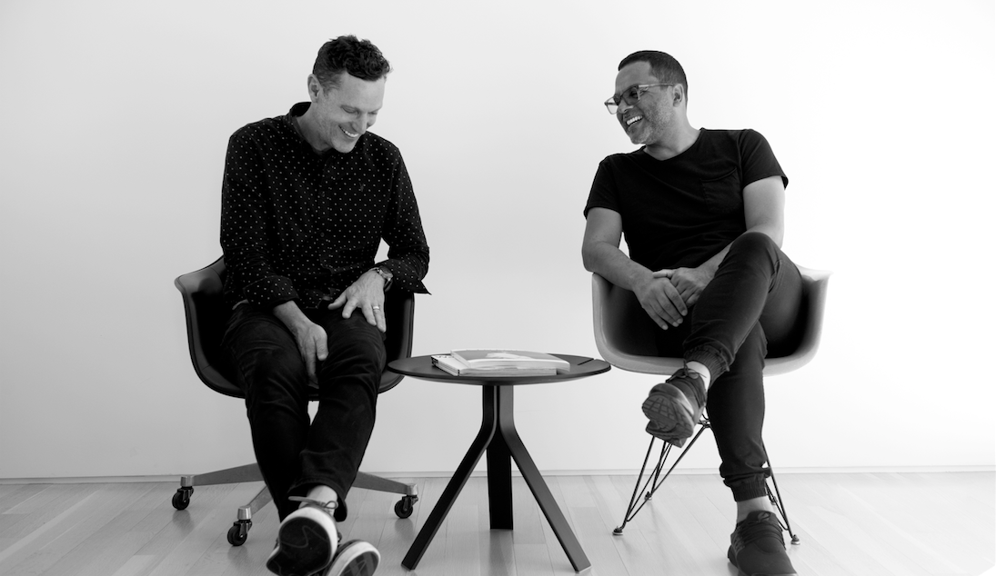 Two Former Nike Executives Join Forces To Form CO-Lab.