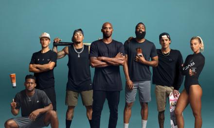 Kobe Bryant Backs Body Care Line