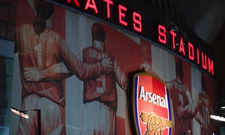 Adidas Signs Arsenal