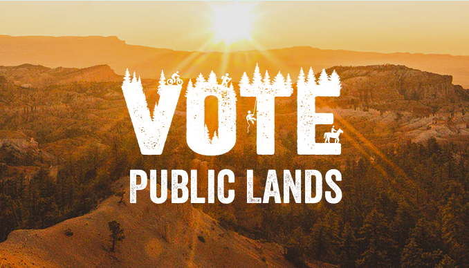 American Hiking Society Launches Vote Public Lands Campaign