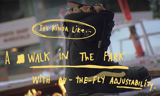 Vans Team Rider Mary Rand Puts A New Spin On The Ferra Pro Snow Boot
