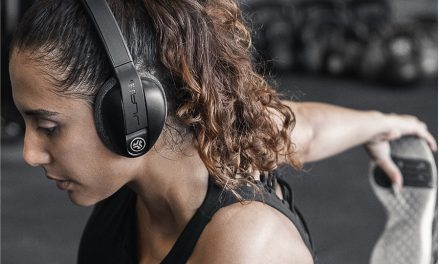 Over-Ear Sport Headphones From JLab Audio