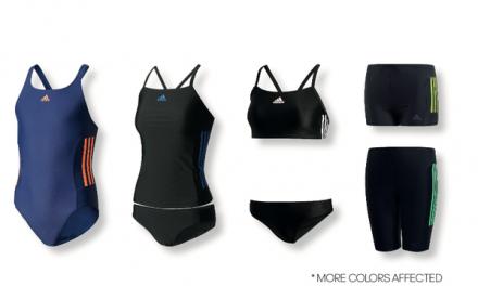 RECALL: Adidas Kids Swimwear