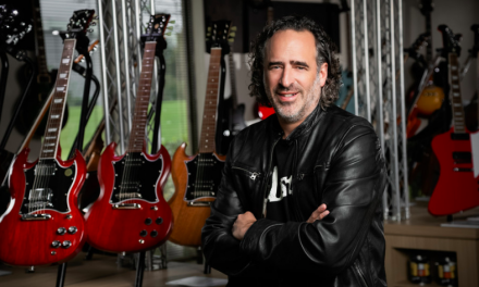 James Curleigh Lands At Gibson Guitars