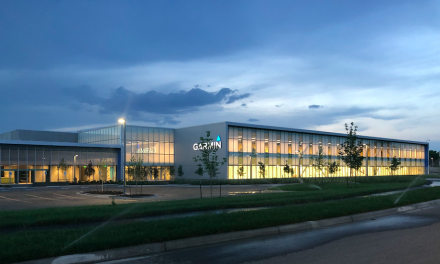 Garmin Opens Olathe Campus Expansion
