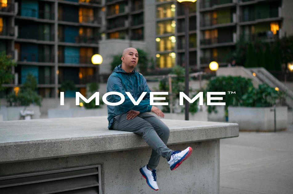 Asics Unveils Next Chapter Of I Move Me Campaign