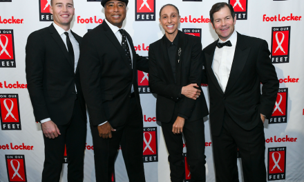Foot Locker Holds 18th Annual On Our Feet Fundraising Gala