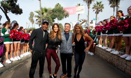 More Than $2 Million Raised For Kids At 10th Annual Skechers Pier To Pier Friendship Walk