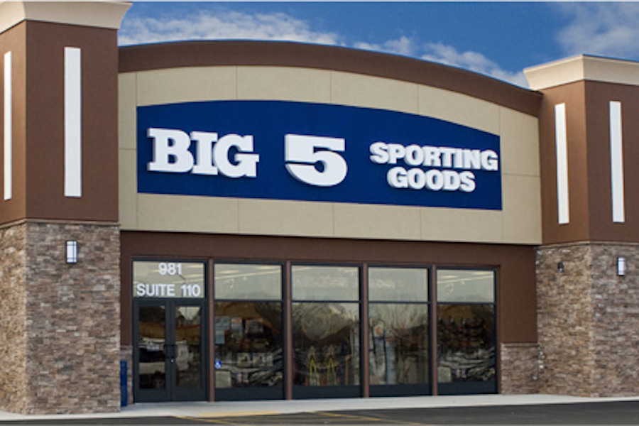 Big 5 Sporting Goods Same Store Sales Up 1.1 Percent In Q4