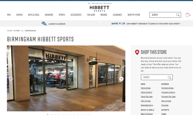 SGB Executive Q&A: Hibbett Execs Discuss Latest Digital Initiative