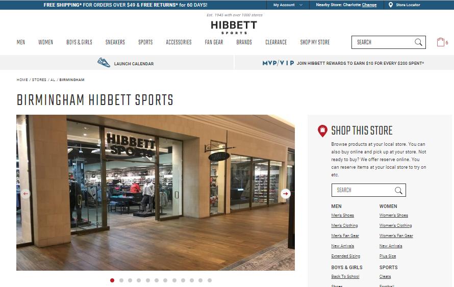SGB Executive Q&A: Hibbett Execs Discuss Latest Digital Initiative