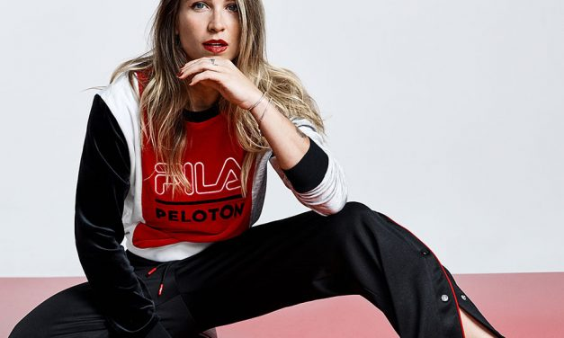 Peloton x FILA Limited-Edition Capsule Collection