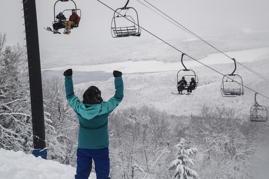 Prayers Answered: Early Snowfall Bodes Well For Ski Resorts