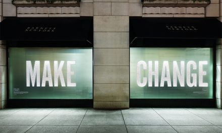 "Barneys New York … This Holiday Season ""Make Change"" That Counts"