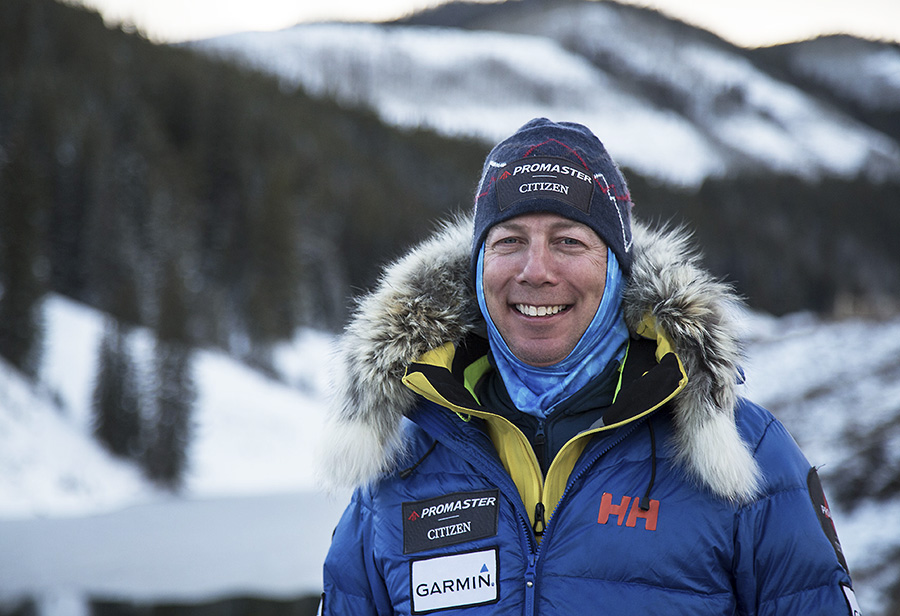 "Eric Larsen ""Last South"" Solo Ski Expedition To Antarctica"