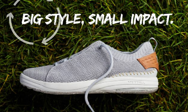 Mindful Recycling Built To Last … Merrell Gridway Collection