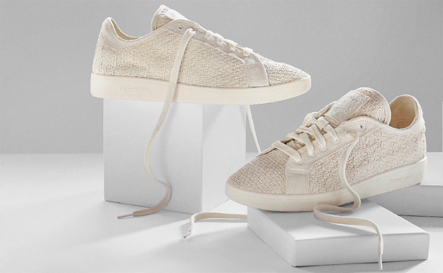 Reebok's Cotton + Corn Shoe Goes Vegan