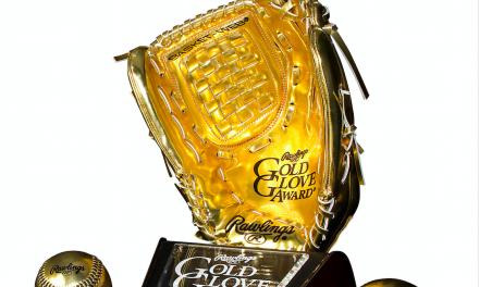 2018 Rawlings Gold Glove Award Winners Announced