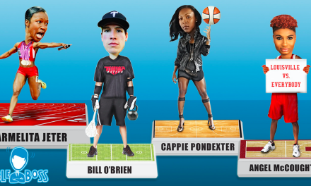 BobbleBoss Signs Four Athletes To Launch Limited Edition Bobbleheads