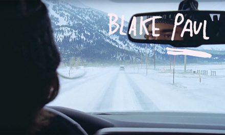 Pop Of Color … Blake Paul x Vans x The North Face Create Custom Verse Snowboard Boot
