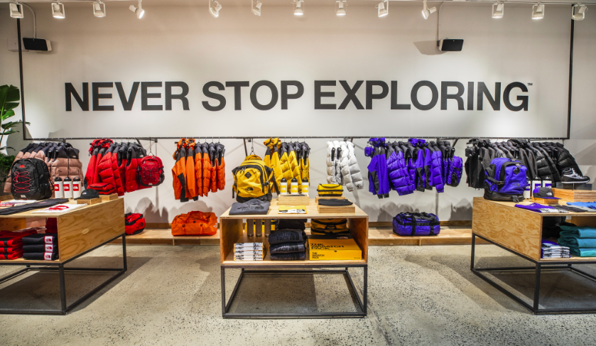 The North Face Opens Lifestyle Concept Store In Williamsburg