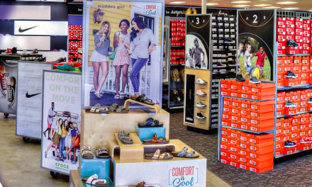 Shoe Carnival Blasts Past EPS Targets On Robust BTS Selling