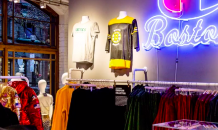 Champion Opens Boston Store