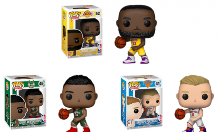 Foot Locker Partners With Funko On NBA Collection